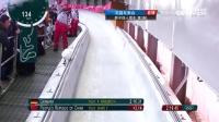 雪车四人座 中国组合第26名止步第三轮