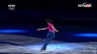 花样滑冰表演滑 韩国选手车俊焕