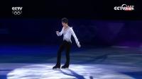 花样滑冰表演滑 日本选手羽生结弦最后登场