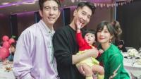 港台:Bo妞一岁生日众星同庆 咘咘带妹妹一起参加节目