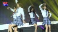 女团Dreamcatcher祝贺公演 舞台爆发力十足