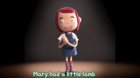 小公交车太友玩具儿歌 第4集 Mary had a little lamb