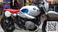 宝马BMW展台 发布750GS 850GS C400X大踏板