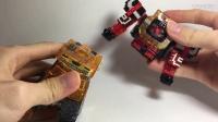 【龙哥制作】动物战队 食玩合体 透明SP2 方块鳄鱼