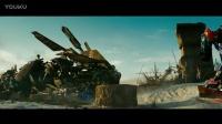 《变形金刚2》霸天虎牺牲自己和擎天柱霸气合体