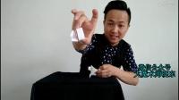 魔术揭密: 吐出这么多纸巾 超能力? 一分钟学会