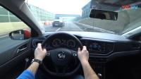 「汽车试驾」18款全新大众Polo 1.0L 75 HP - 个人主视角试驾