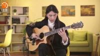 【JUN吉他】用琵琶技巧弹吉他, 红楼梦《葬花吟》