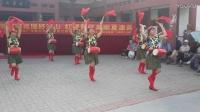 腰鼓舞《绿旋风》山东夏津红歌红舞艺术团会盟公园17.6.1