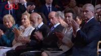 英女王将卸任英联邦元首 希望查尔斯王子接任 国际时政 20180420