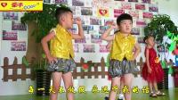 牵手幼儿园幼儿舞蹈示范《老虎老虎》