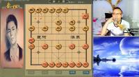 象棋: 八卦表演敢死炮, 学学套路还是不错的