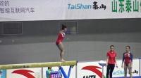 祁琦 - Qi Qi (北京) BB-1 Podium Training 2018全国体操锦标赛,肇庆