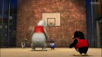 50 篮球韩语 倒霉熊幽默搞笑卡通动画片