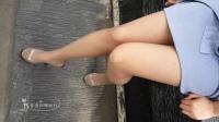 ★小彤1D超薄油光丝袜肤色+浪莎丝袜咖啡色天台场景【背景音乐】