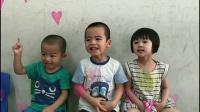 下郭街道蓝天幼儿园小班小朋友对妈妈的母亲节祝福