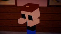 MC动画-如果FNAF4在MC中-Orepros