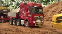 RC遥控卡车挖掘机起重机工程车辆活动
