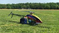 亚拓ALIGN Trex 700XN油动直升机