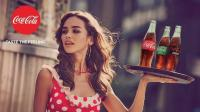 可口可乐快闪广告
