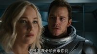《太空旅客》全球同步首發預告 深空戀情遭遇險象環生