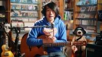 中国风设计的森牌-天方夜谭-单板民谣吉他评测