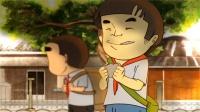想象力爆棚可爱动画《月的饼》