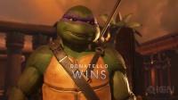 3DMGAME_《不义联盟2》忍者神龟演示