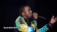【猴姆独家】Kanye West联手Jay-Z做客维多利亚的秘密内衣秀激情表演热单