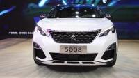 这可能是一款假7座SUV !上海车展体验标致全新5008!
