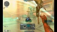 小橙子姐姐穿越火线CF:剑客模式遇到奇葩绿巨人,抓我好玩嘛,哈哈