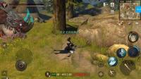 宗龙龙游戏解说野外狩猎之猎魂觉醒023成功单挑独角远古巨兽,巨兽会耍小孩脾气!