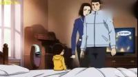名侦探柯南: 柯南失忆了, 表情茫然, 还有收养父母, 怎么回事