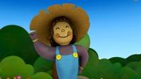 淘  英文律动歌曲 第1集  I'm a Dingle-Dangle Scarecrow