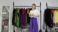 精品女装批发服装批发时尚服饰夏装女士香港品牌精品妈妈装低价清货20件一份,不挑款
