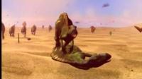 蓝猫淘气3000问 恐龙系列 第251集 穿越生死线