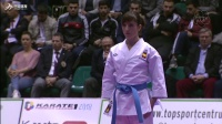 空手道型kata比赛:西班牙选手SANCHEZ SANDRA百步连 papporen
