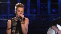 【猴姆独家】Justin Bieber深情献唱热单As Long As You Love Me