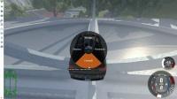 【小煜】BeamNG 飞跃地图 车损游戏 毁车 车祸模拟器 BeamNG 最新模式 搞笑 小煜解说