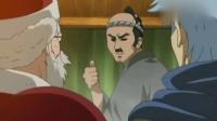 银魂: 银桑遇到圣诞老人, 却怎么都猜不出他的身份
