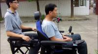 轮椅The Peer care  4x4 Wheelchair by observer