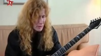 Dave Mustaine - Guitar Lesson