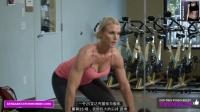 女性如何减掉背部脂肪 四个动作