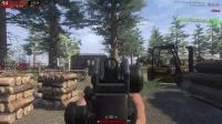 H1Z1:小区偷了警车后逃离深山处