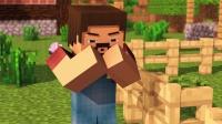 我的世界动画片 羊的生活Minecraft动画