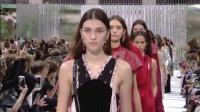 Valentino2018巴黎春夏女装秀