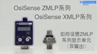 ZMLP 压变开关显示单元 双输出设置