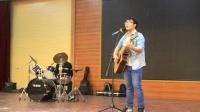 桂林十八中2018年十佳歌手决赛-- 谢梓帆、李世聪《老张》