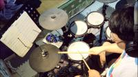 扬州九拍《Fiesta Latina》示范曲 drum cover by 涂孟祺