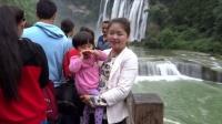 tsh视频田-黄果树旅游风景-红叶子绿叶子